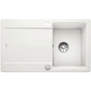 Кухненска мивка BLANCO IDENTO 45 S - цвят Кристално бял гланц