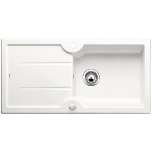 Кухненска мивка BLANCO IDESSA XL 6 S - цвят Кристално бял гланц