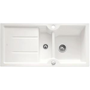 Кухненска мивка BLANCO IDESSA 6 S керамика - цвят Кристално бял гланц