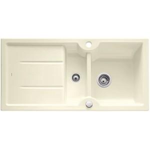 Кухненска мивка BLANCO IDESSA 6 S - цвят Магнолия гланц