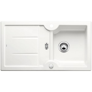 Кухненска мивка BLANCO IDESSA 5 S керамика - цвят Кристално бял гланц