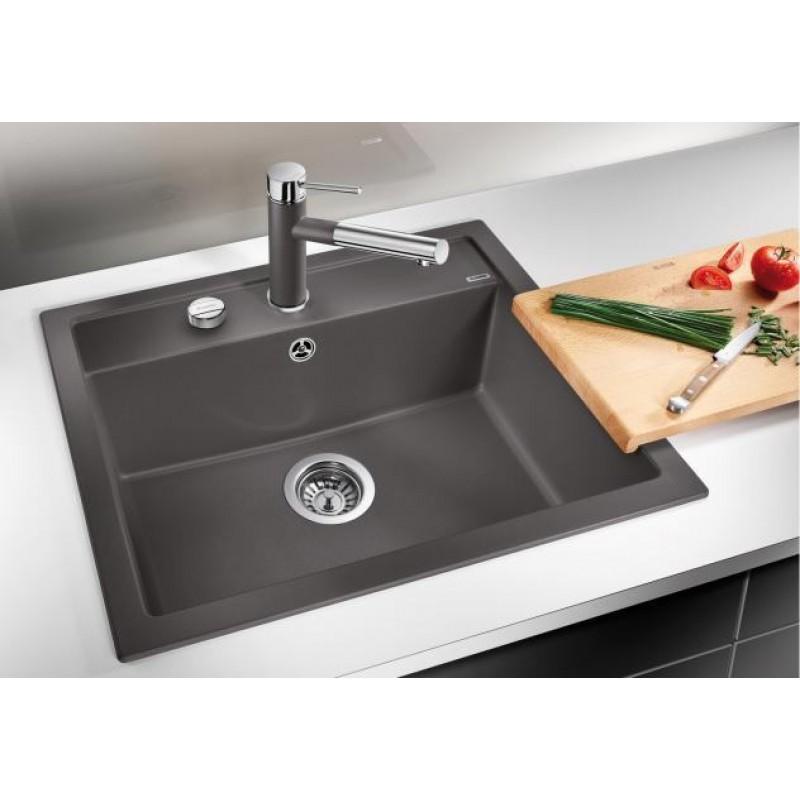 Кухненска мивка BLANCO DALAGO 6 - цвят Антрацит ЕВРОСЕТ BLANCO от www.evroset.bg
