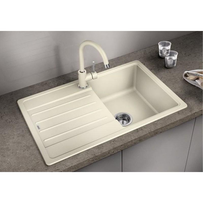Кухненска мивка BLANCO LEGRA 45 S - цвят Кафе ЕВРОСЕТ BLANCO от www.evroset.bg