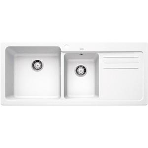 Кухненска мивка BLANCO NAYA 8 S - цвят Бял