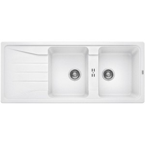 Кухненска мивка BLANCO SONA 8 S - цвят Бял