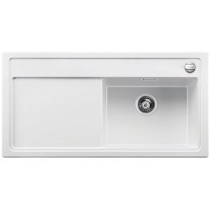 Кухненска мивка BLANCO ZENAR XL 6S с дясно корито - цвят Бял