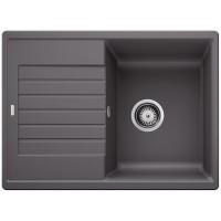 Кухненска мивка BLANCO ZIA 45 S Compact - цвят Скалисто сив