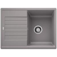 Кухненска мивка BLANCO ZIA 45 S Compact - цвят Алуметалик