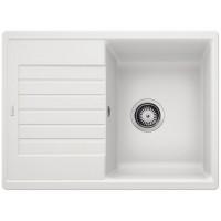 Кухненска мивка BLANCO ZIA 45 S Compact - цвят Бял