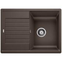 Кухненска мивка BLANCO ZIA 45 S Compact - цвят Кафе