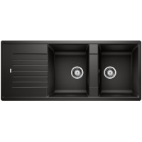 Кухненска мивка BLANCO ZIA 8S - цвят Черен