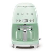 Кафемашина за шварц кафе SMEG DCF02PGEU - цвят пастелено зелен
