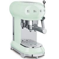 Еспресо кафемашина SMEG ECF01PGEU - цвят пастелено зелен