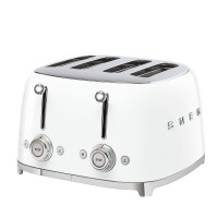 Тостер SMEG TSF03WHEU - цвят бял