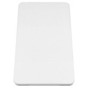 Пластмасова дъска за рязане - бял